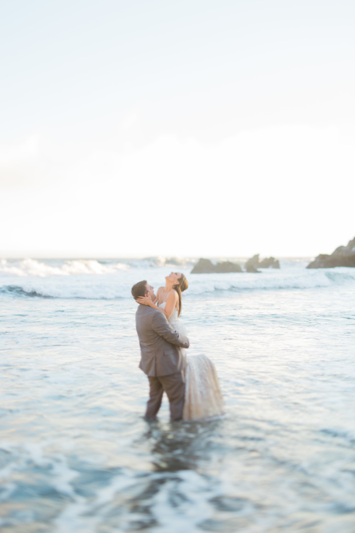 Big Sur Elopement Photographer Barkis Co