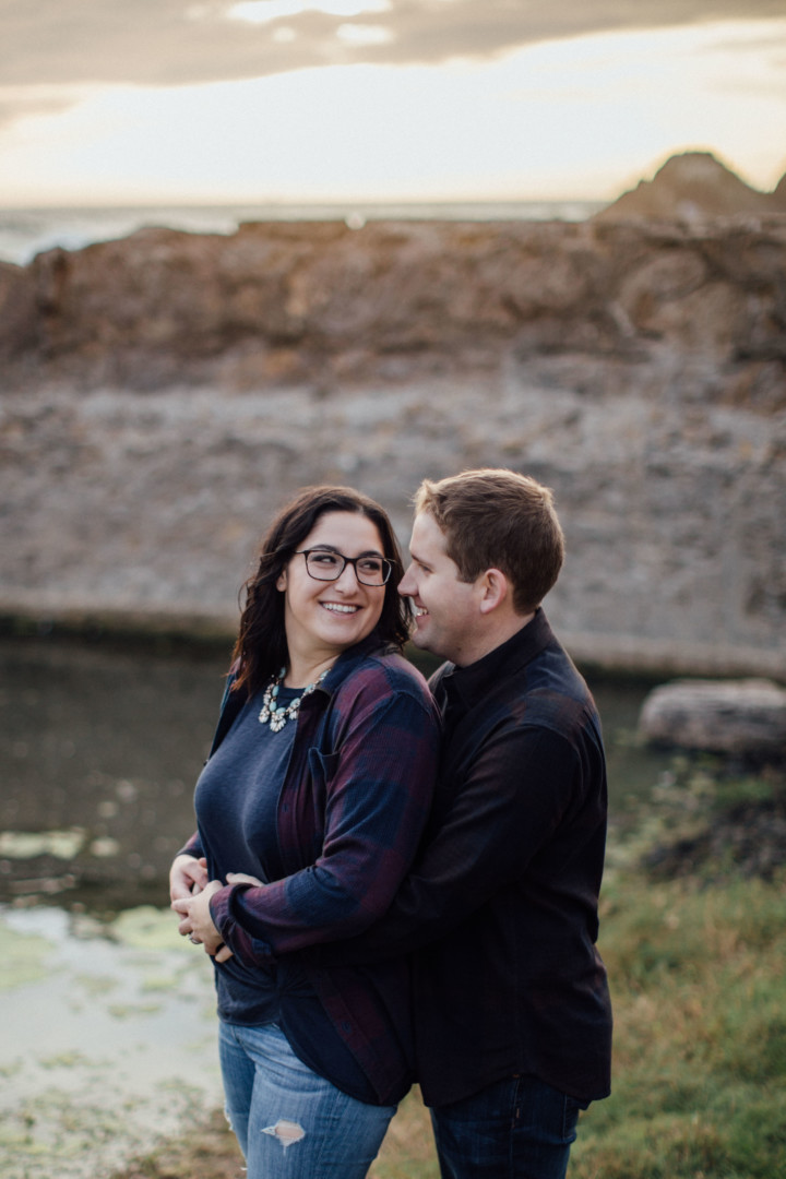 San Francisco Big Sur Elopement Engagement Wedding Photographer